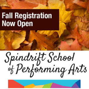 REGISTRATION OPEN FOR FALL SESSION @ Spindrift School Black Box Theatre | Pacifica | California | United States