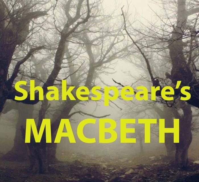 Macbeth Logo No Name